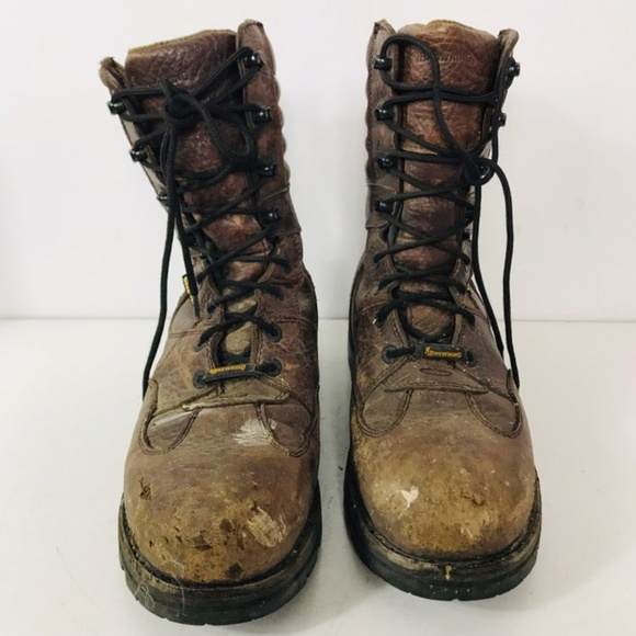 7665dcb0299 BROWNING Hunting Boots Sz 11.5 Mens Gore Tex